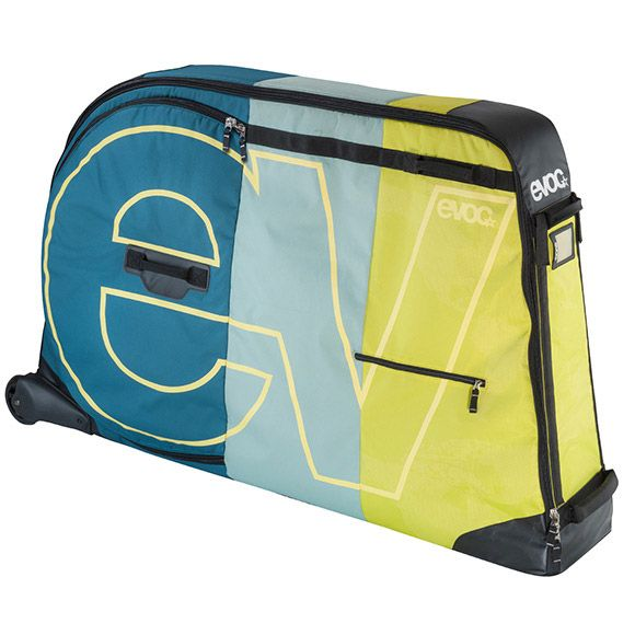 Evoc Bike travel bag multicolour pyöränkuljetuslaukku