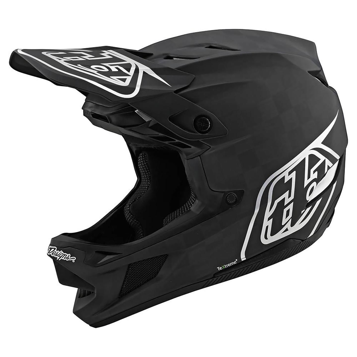 Troy Lee Designs D4 Carbon Fullface-kypärä